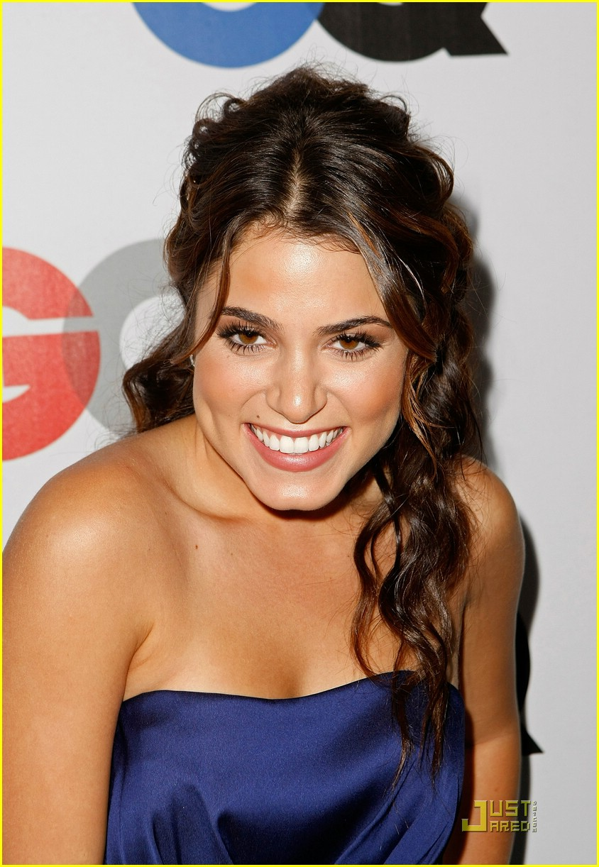 nikki reed gq party 01