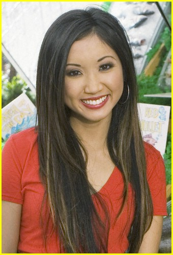 brenda song pass the plate 13