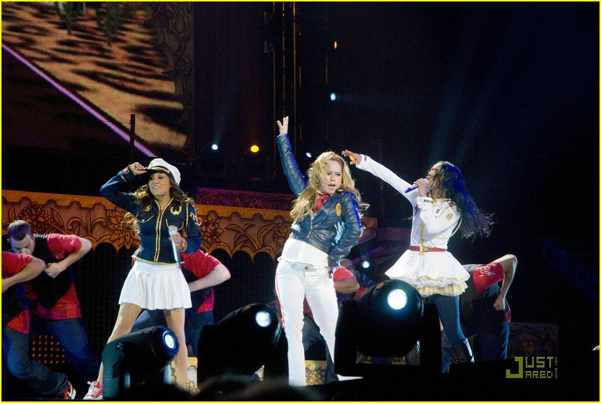 cheetah girls chicago concert 29