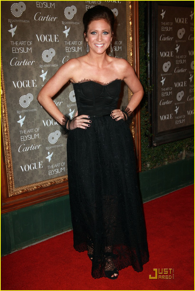 brittany snow art elysium gala 05