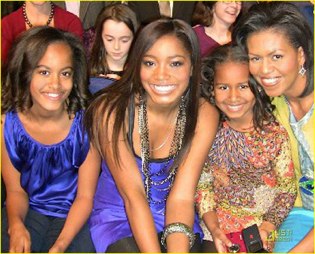 keke palmer obama girls 01