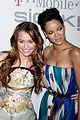 Miley-clive miley cyrus grammy honor clive davis 01