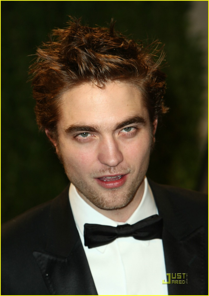 robert pattinson oscar party 06