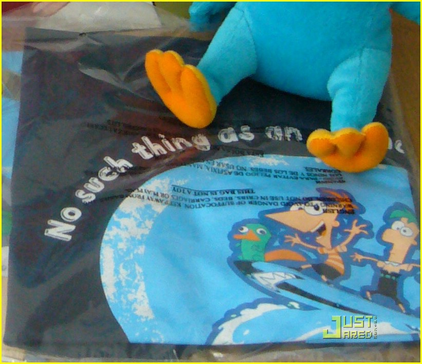 ashley tisdale phineas prize pack 2 03