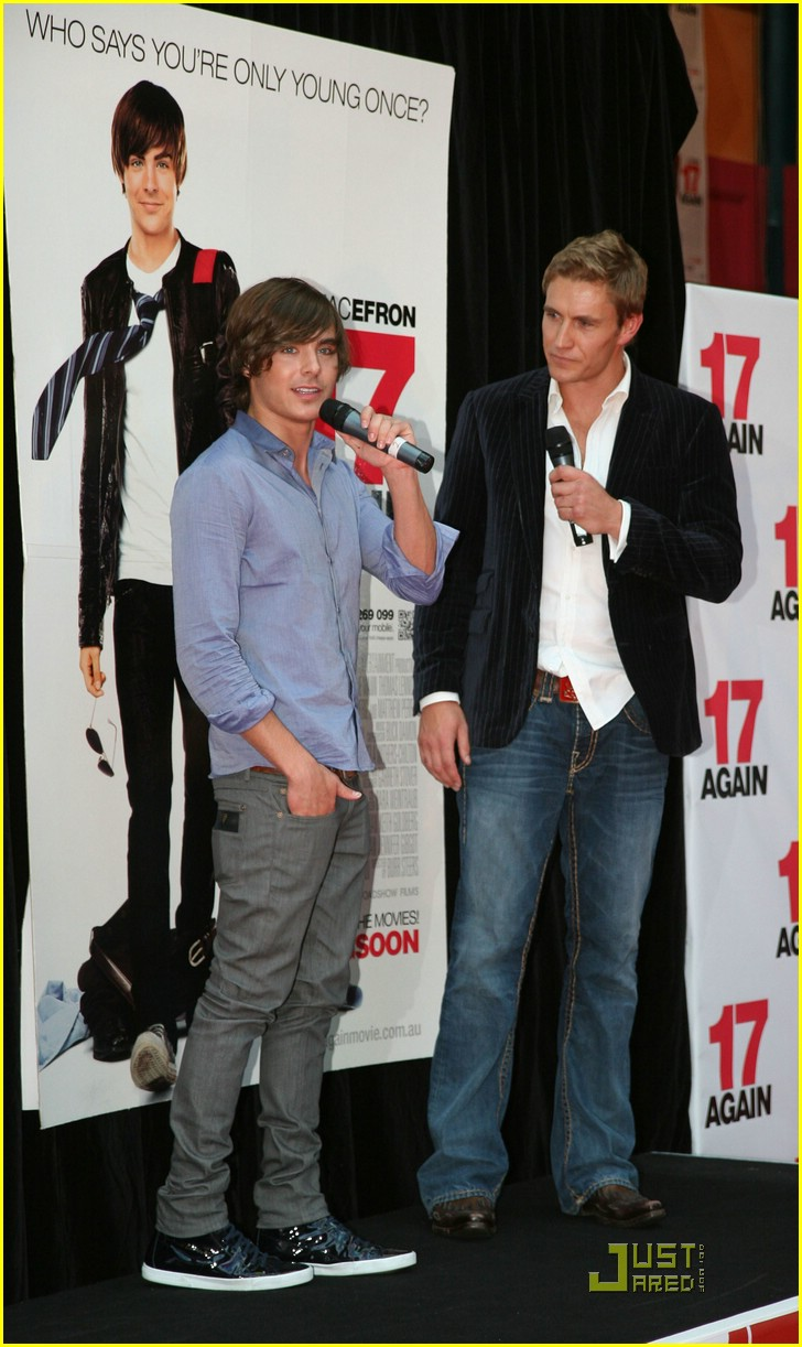 zac efron 17 again melbourne 01