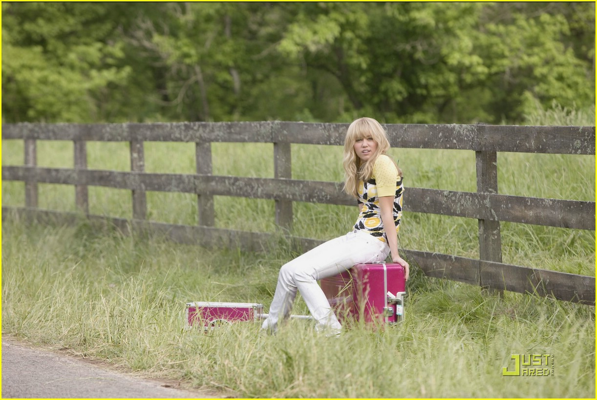 hannah montana movie stills 12