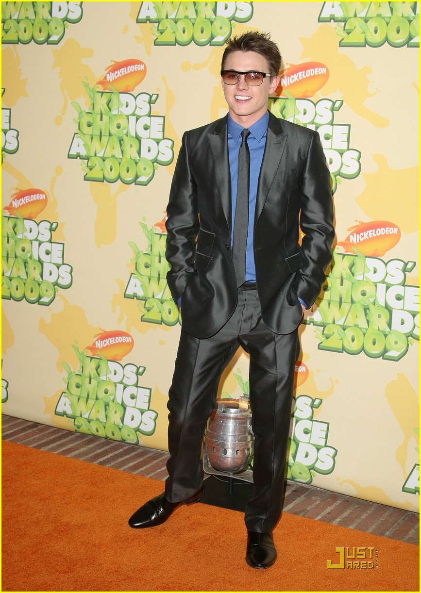jesse mccartney kids choice awards 02