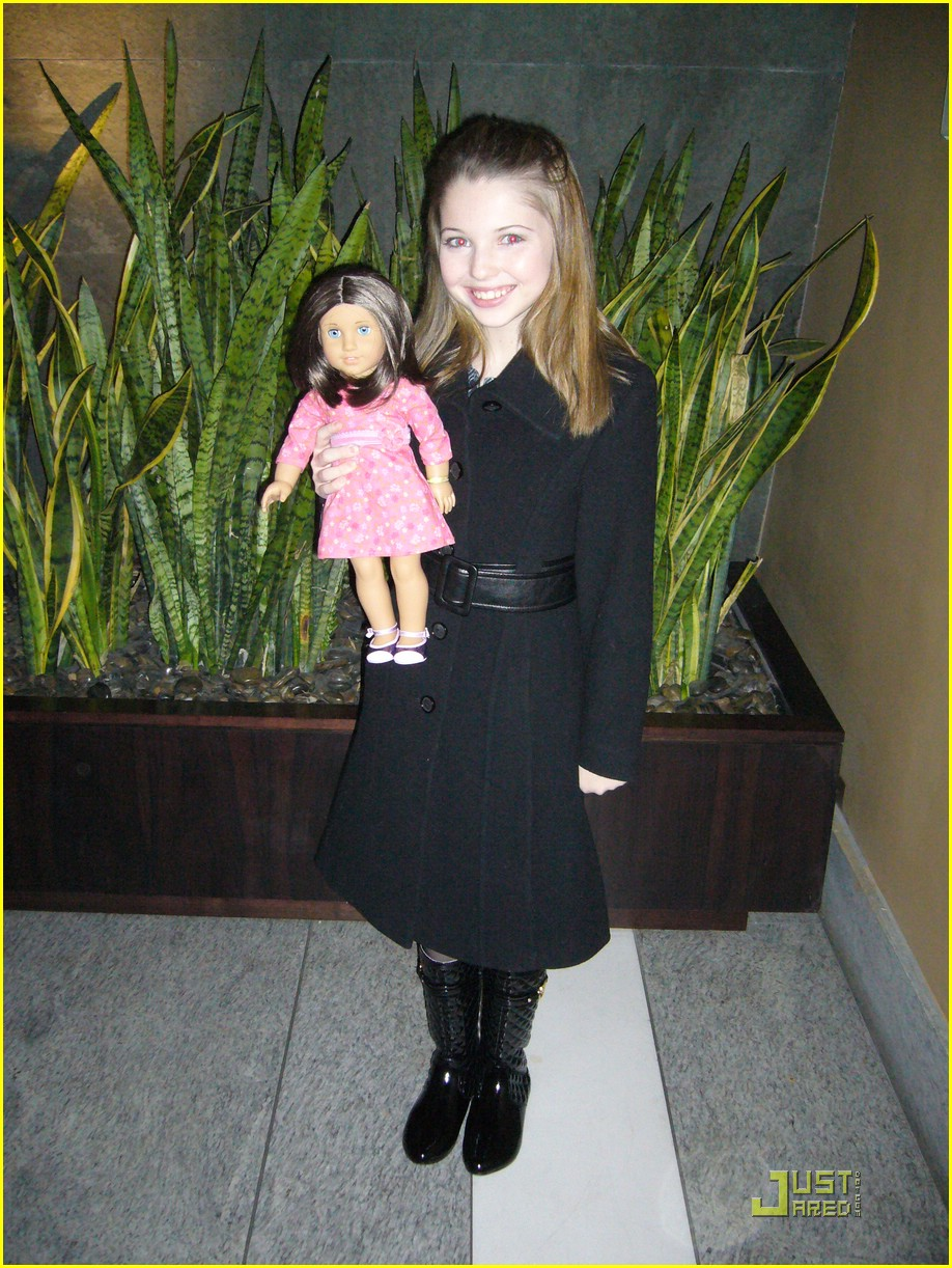 sammi hanratty american girl interview 02