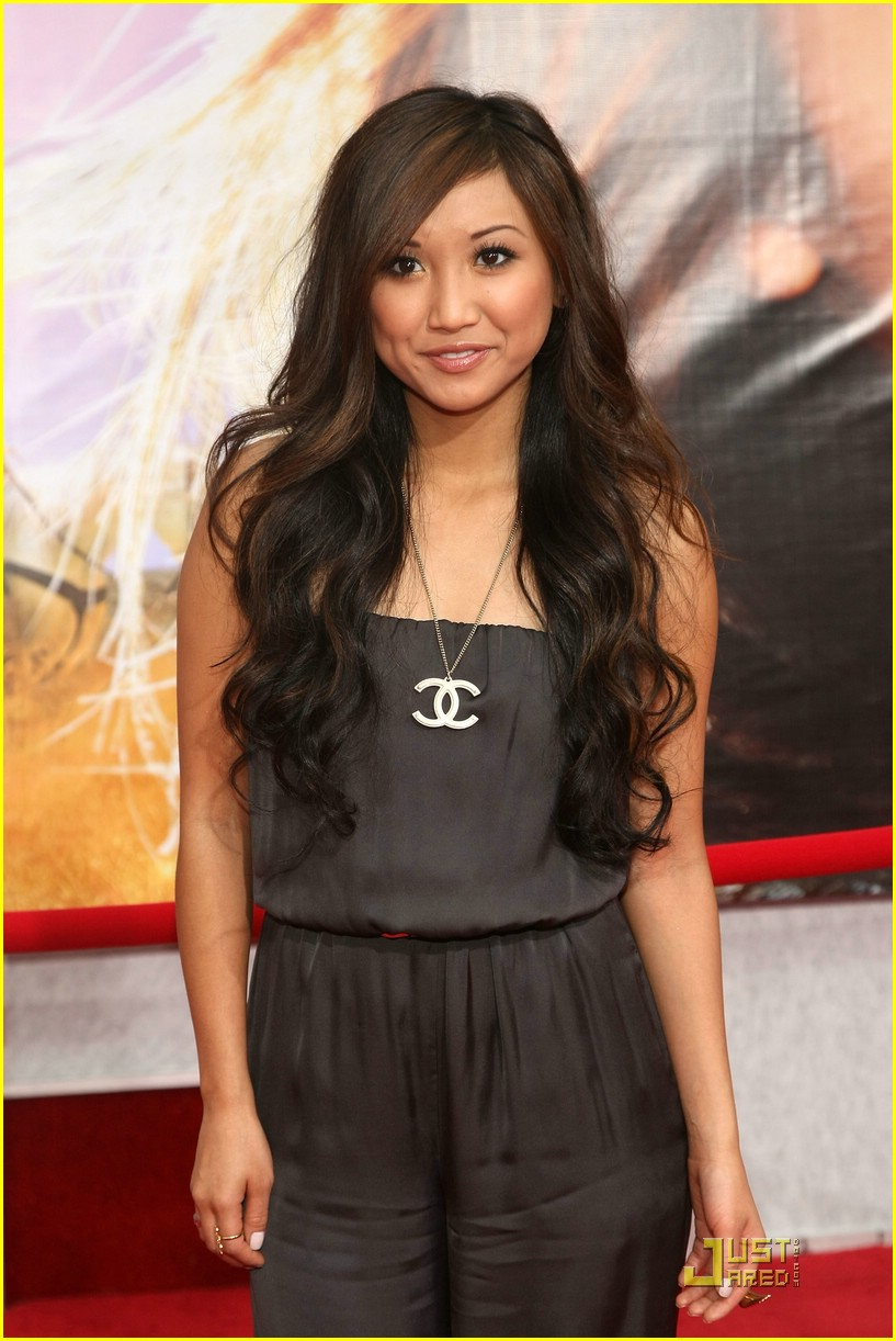 brenda song hm premiere 05