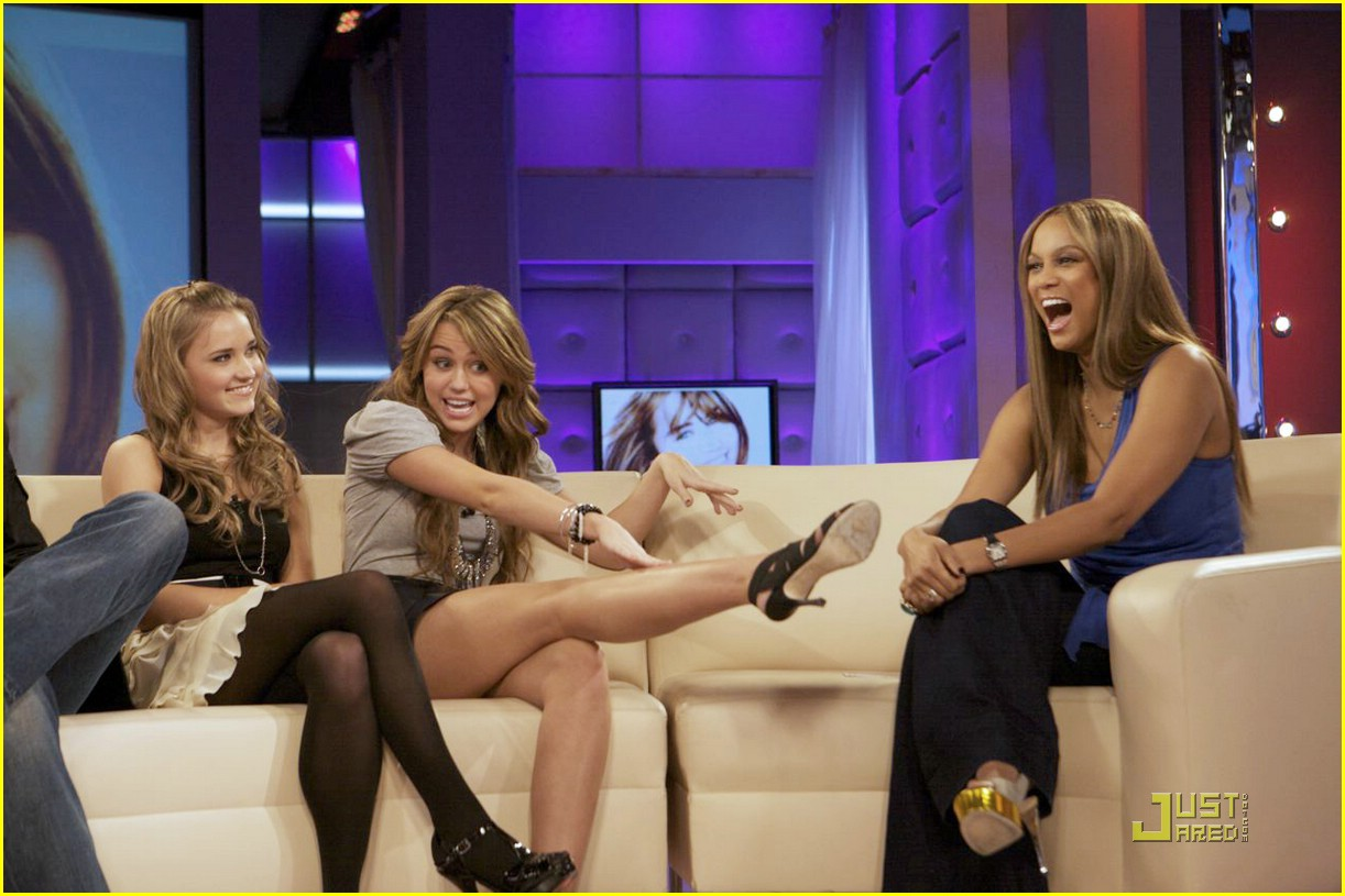 miley cyrus tyra banks 02