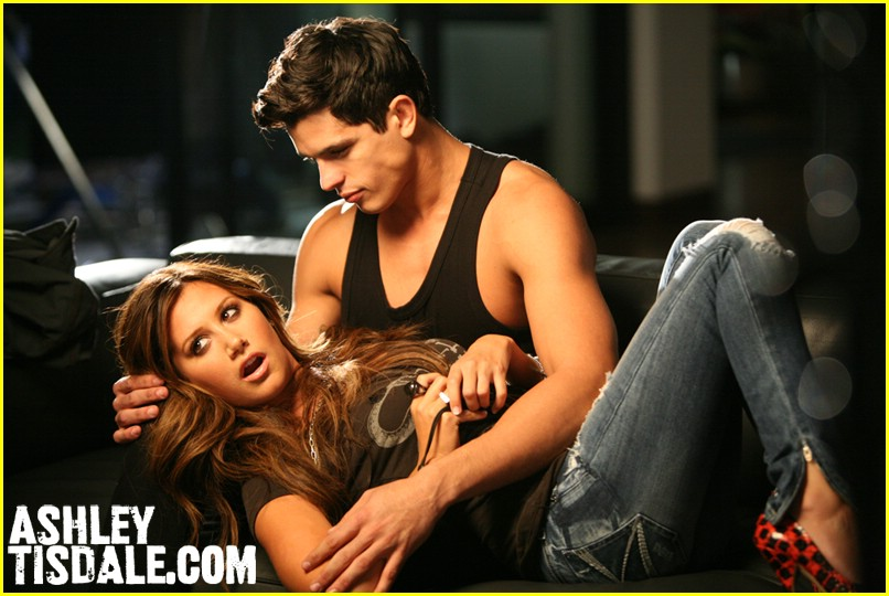 ashley tisdale iaio music video 07