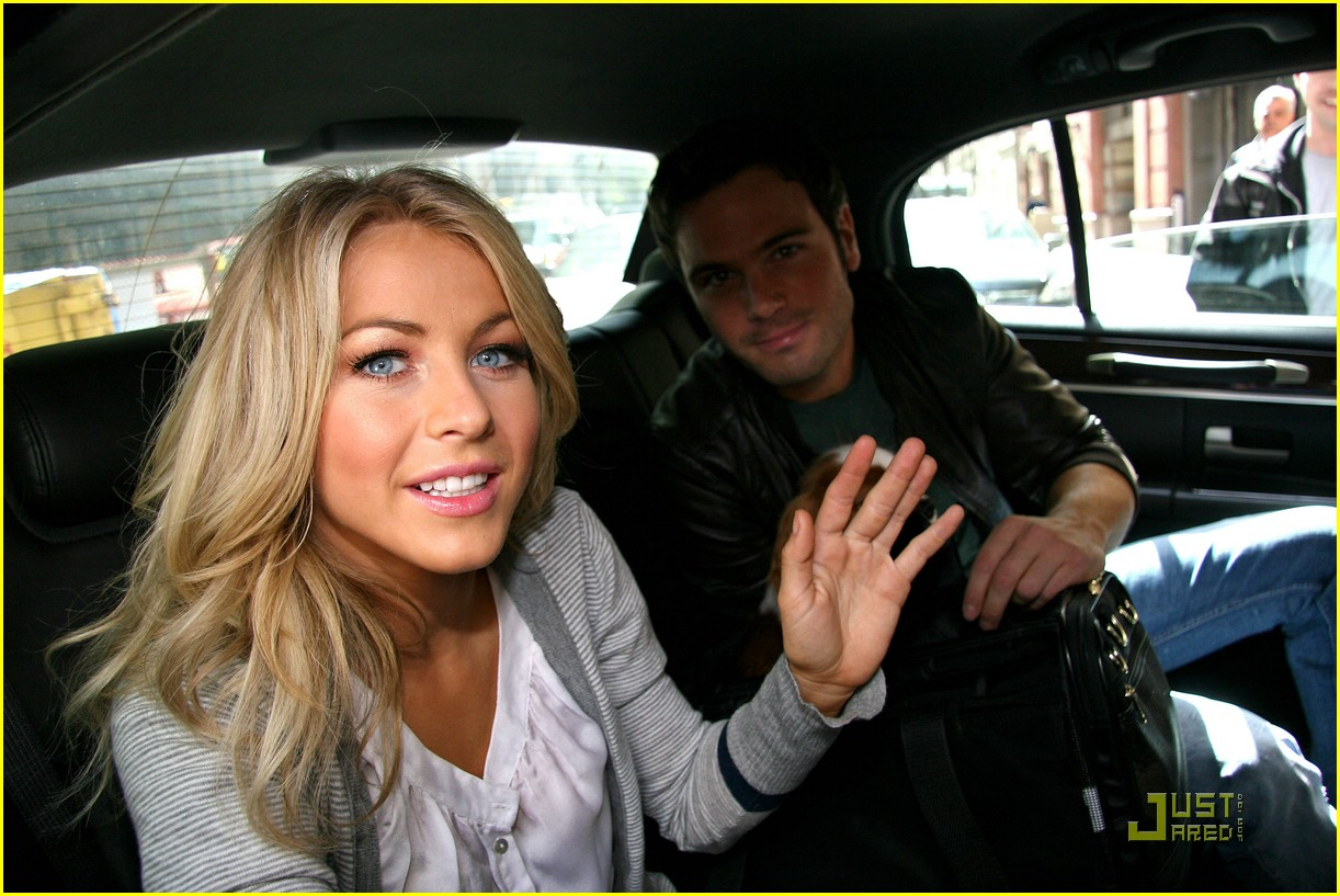 julianne hough chuck wicks cha cha 01