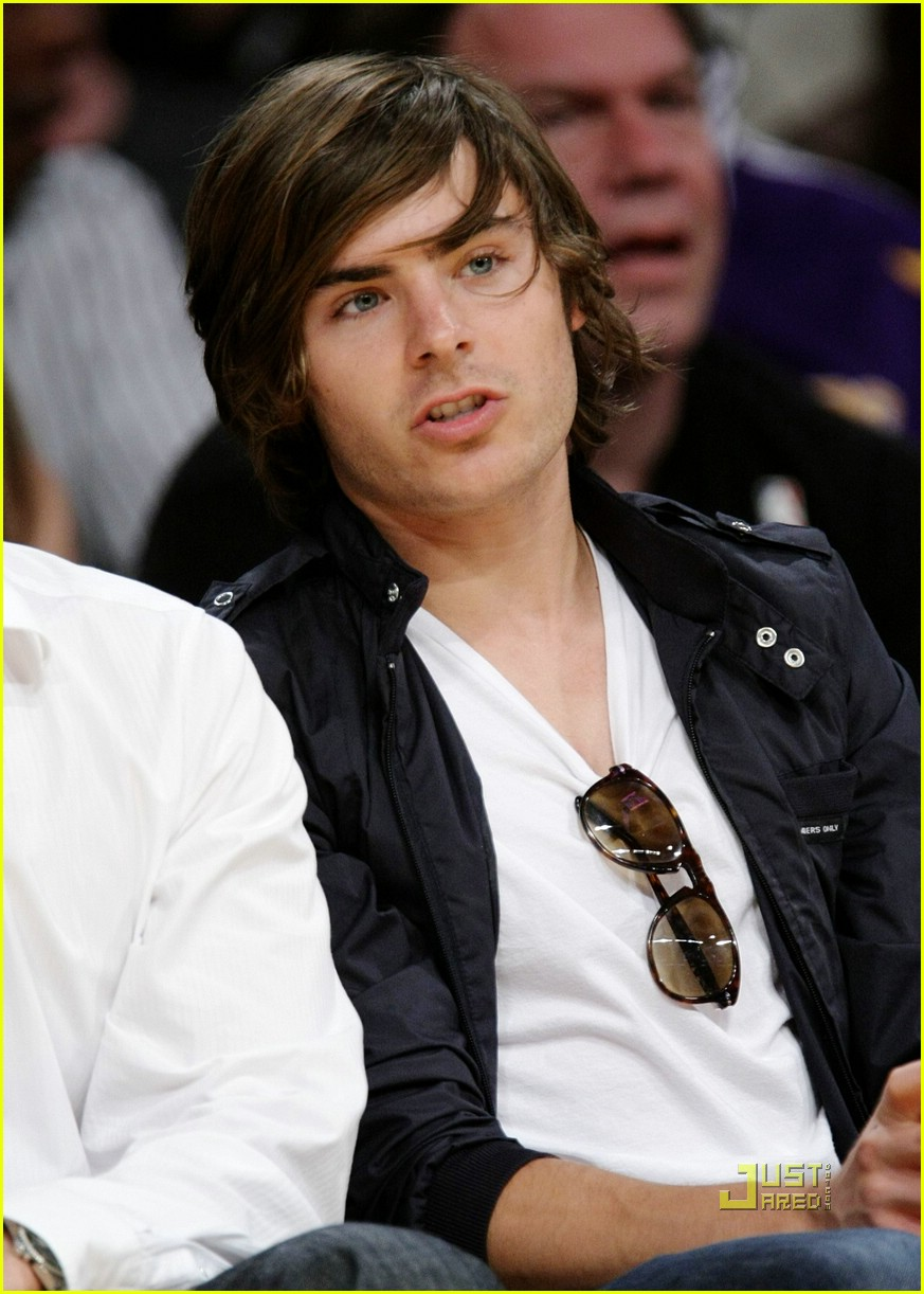 zac efron lakers lover 16
