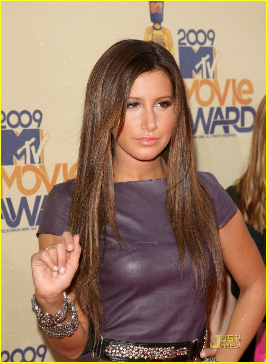 ashley tisdale mtv movie awards 11