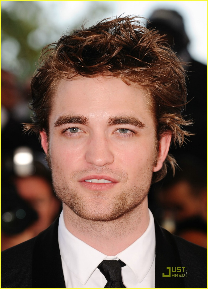 robert pattinson robert pattinson inglourious cannes 01