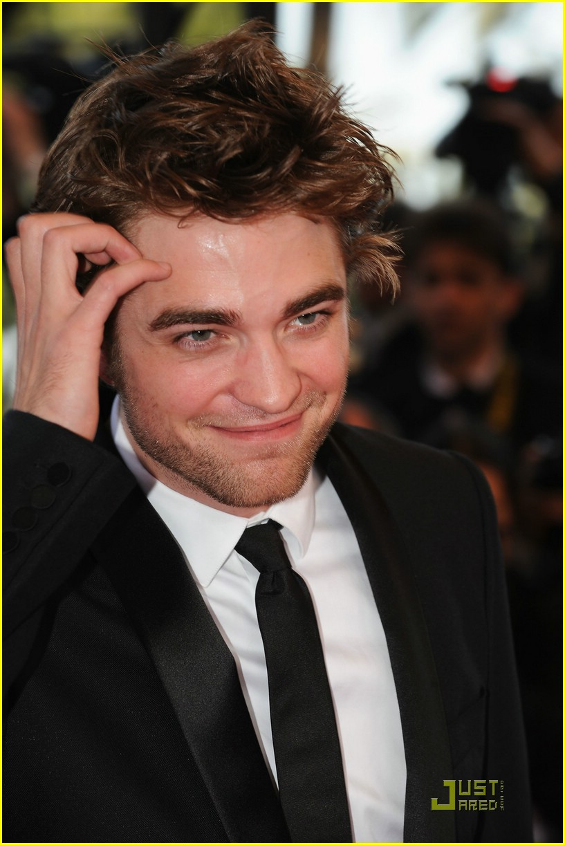 robert pattinson robert pattinson inglourious cannes 03