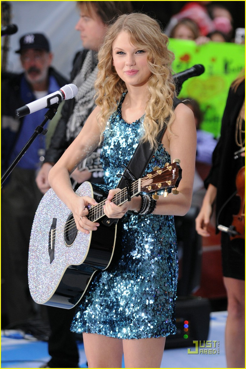 taylor swift today show 12
