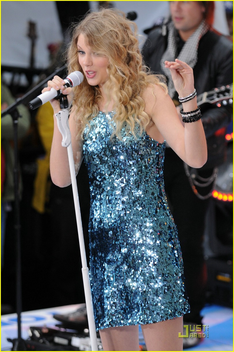 taylor swift today show 21