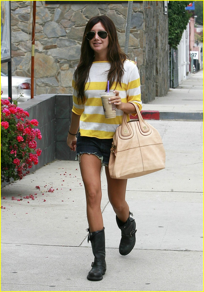 ashley tisdale coffee cool 07