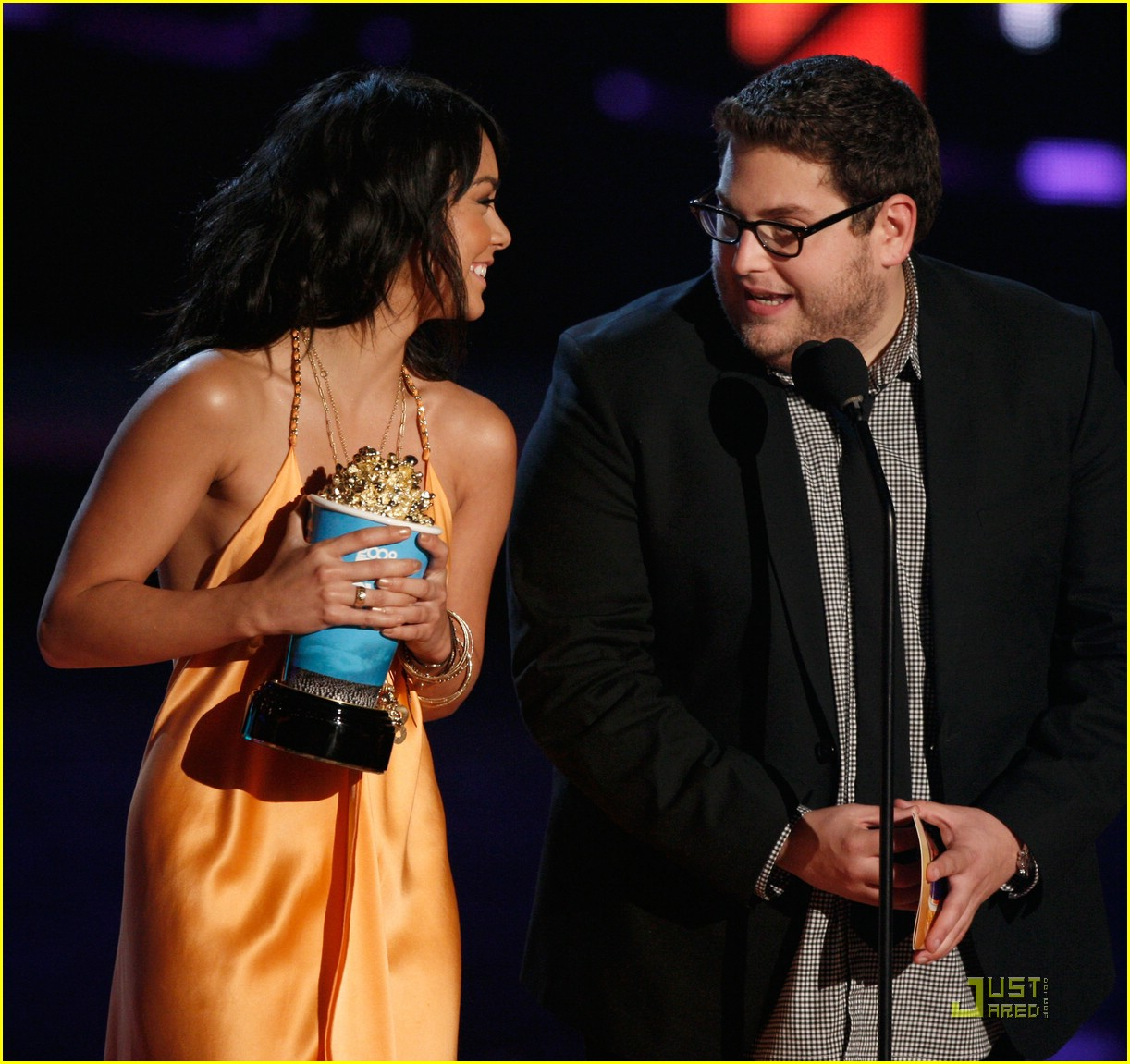 vanessa hudgens mtv movie awards 12