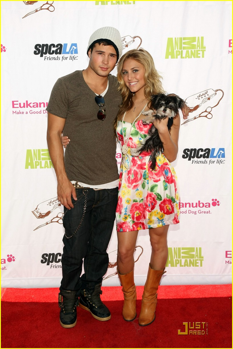 cassie scerbo pet salon precious 05