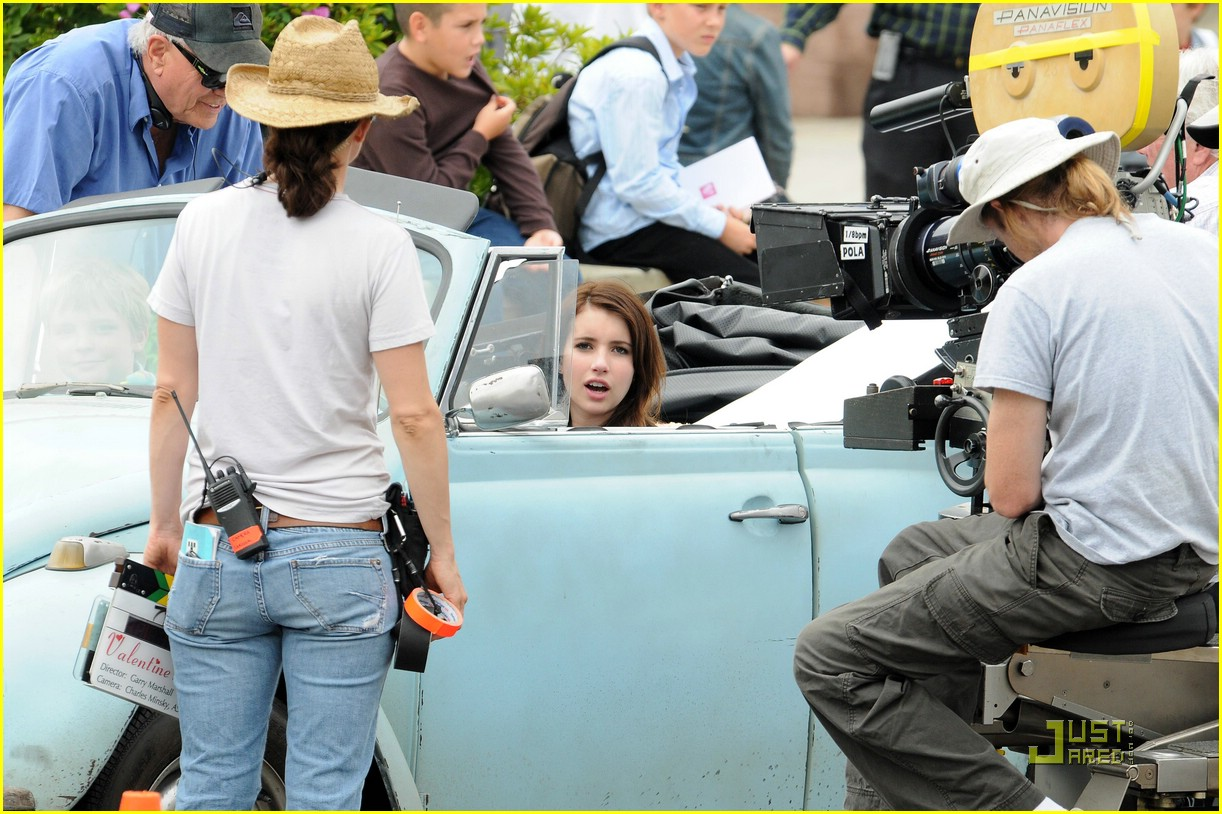 emma roberts tongue twister 08