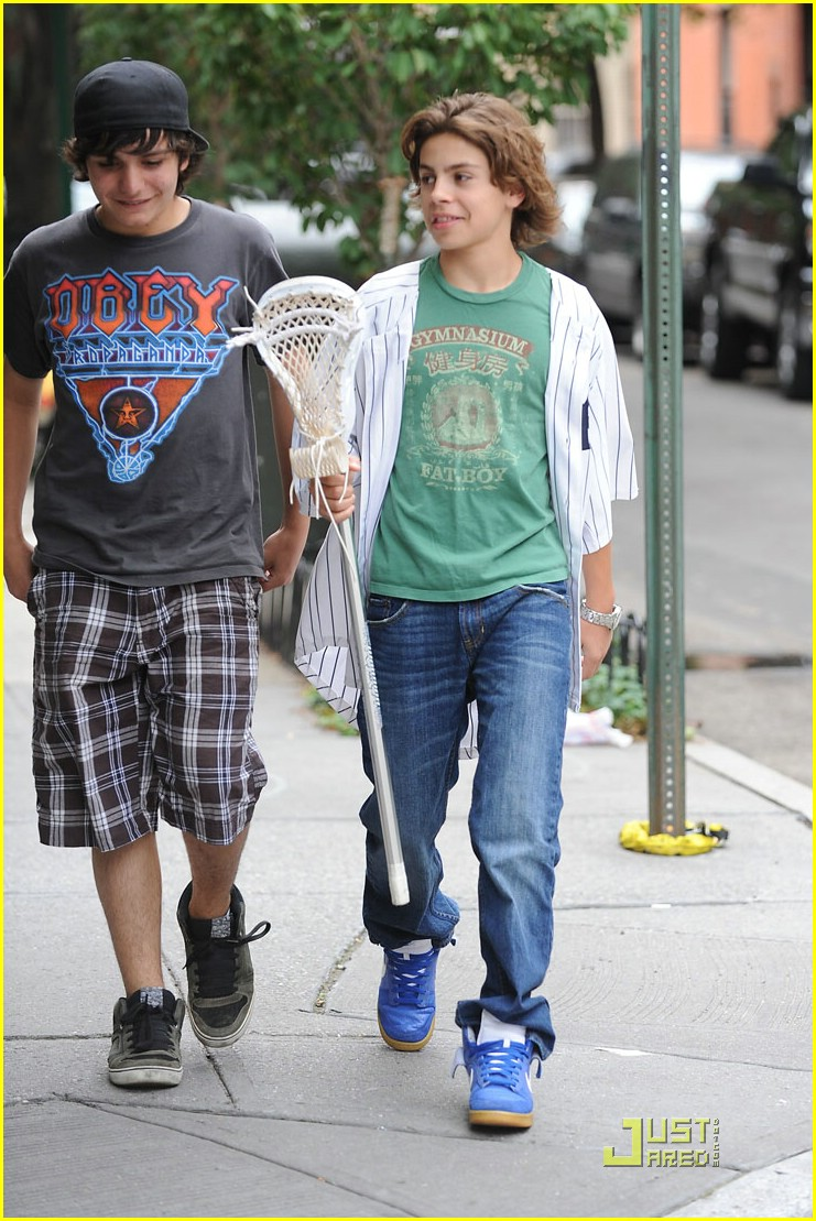 Jake t Austin Scoots Around