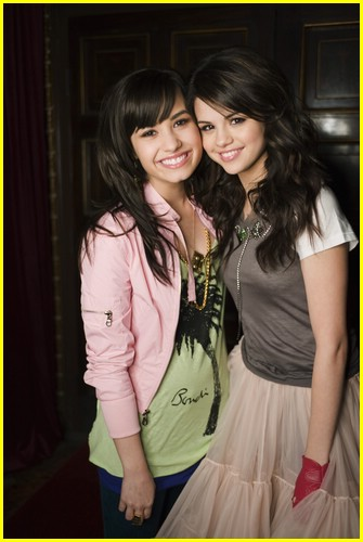 Full Sized Photo of selena gomez demi lovato one same 08 | Selena Gomez & Demi Lovato are One ...