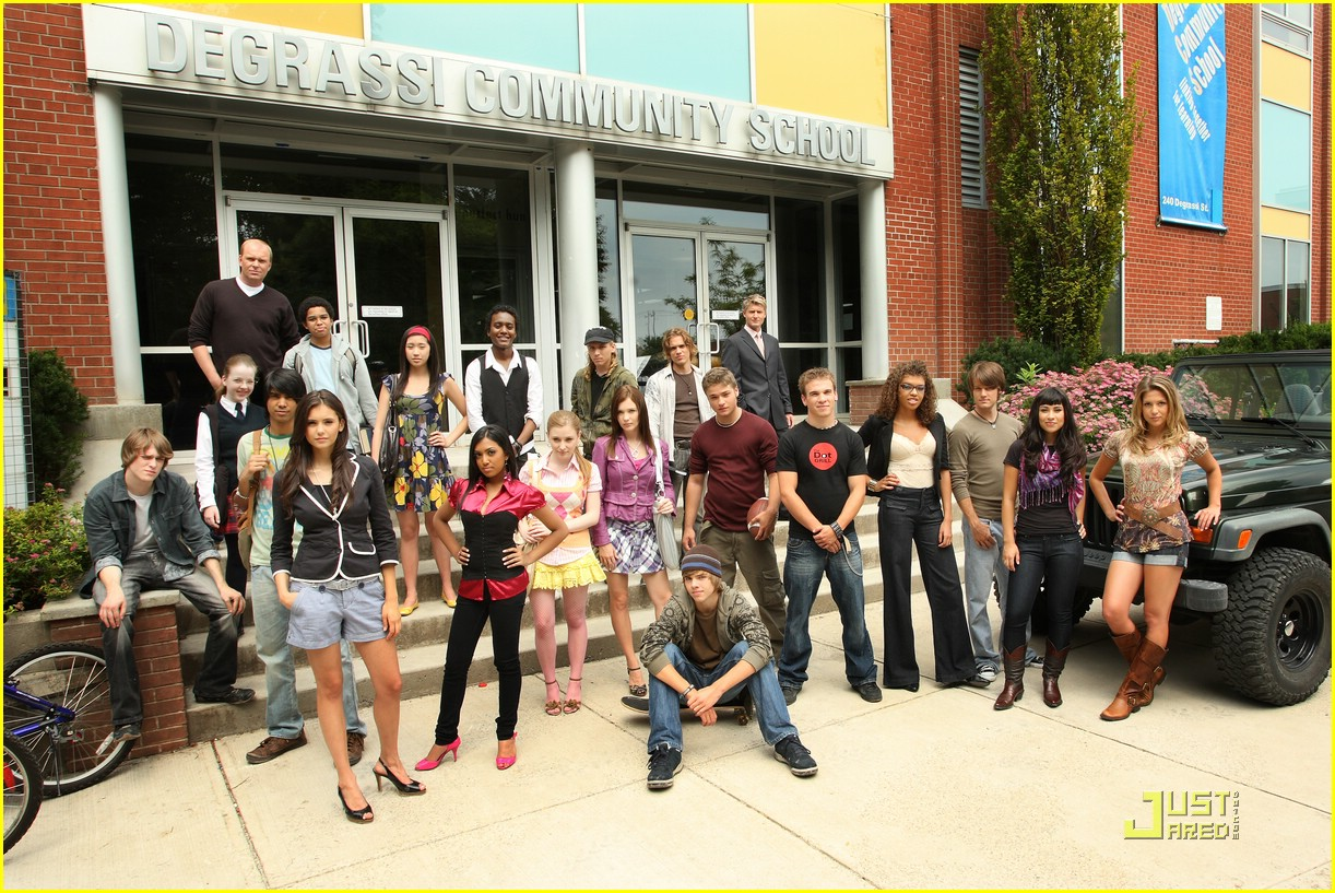 Degrassi Goes To Hollywood 3