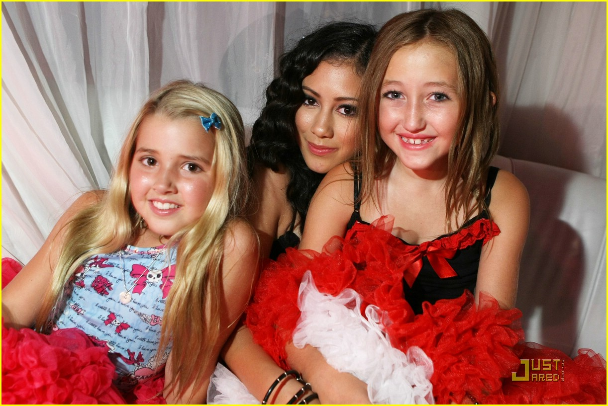 noah cyrus keana texeira tca party 21