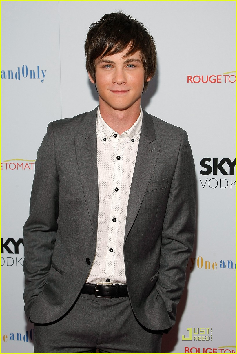 logan lerman my one and only premiere 07