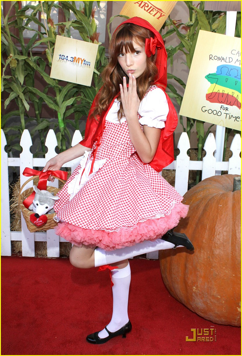 bella thorne riding hood 01