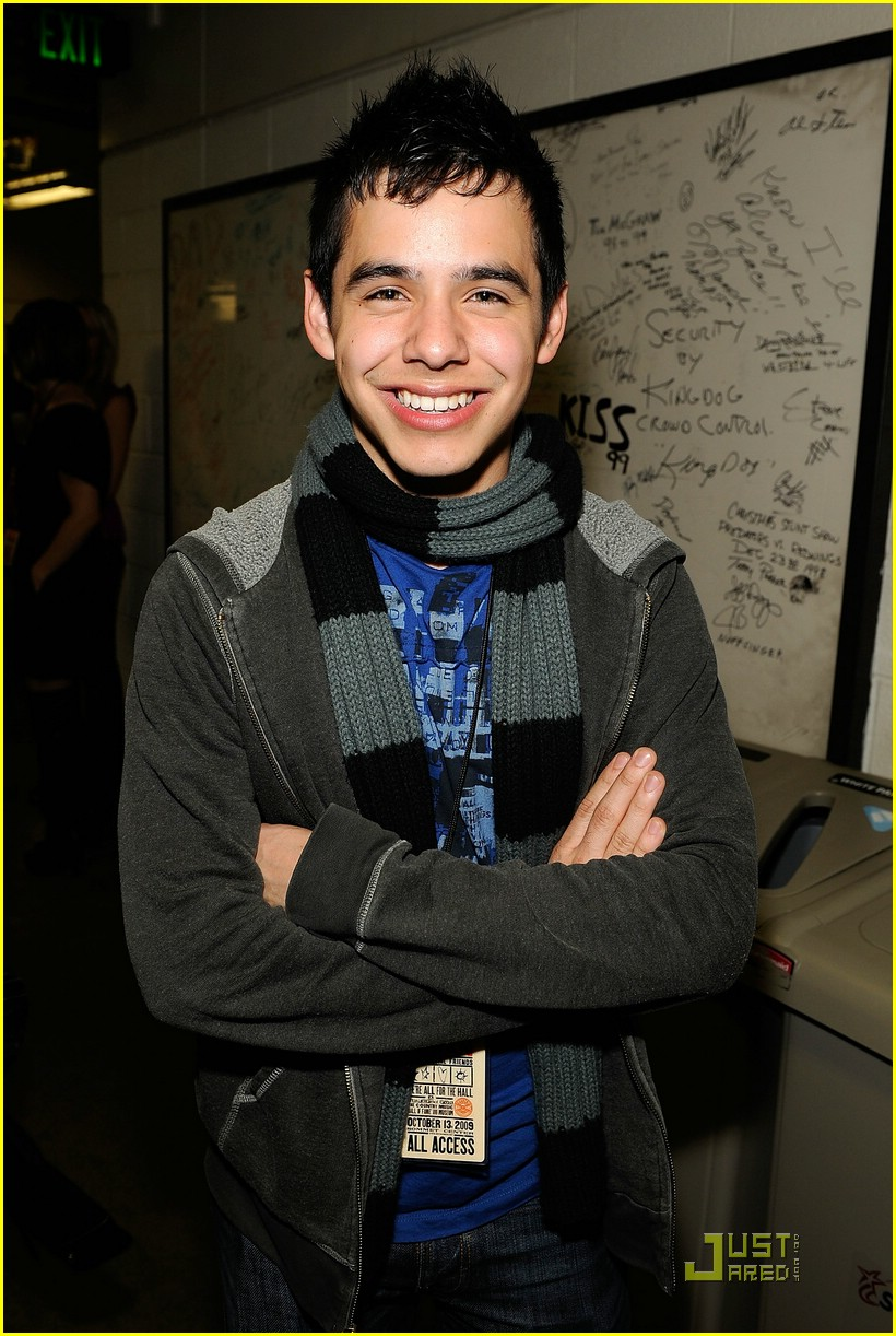 david archuleta all for hall 01