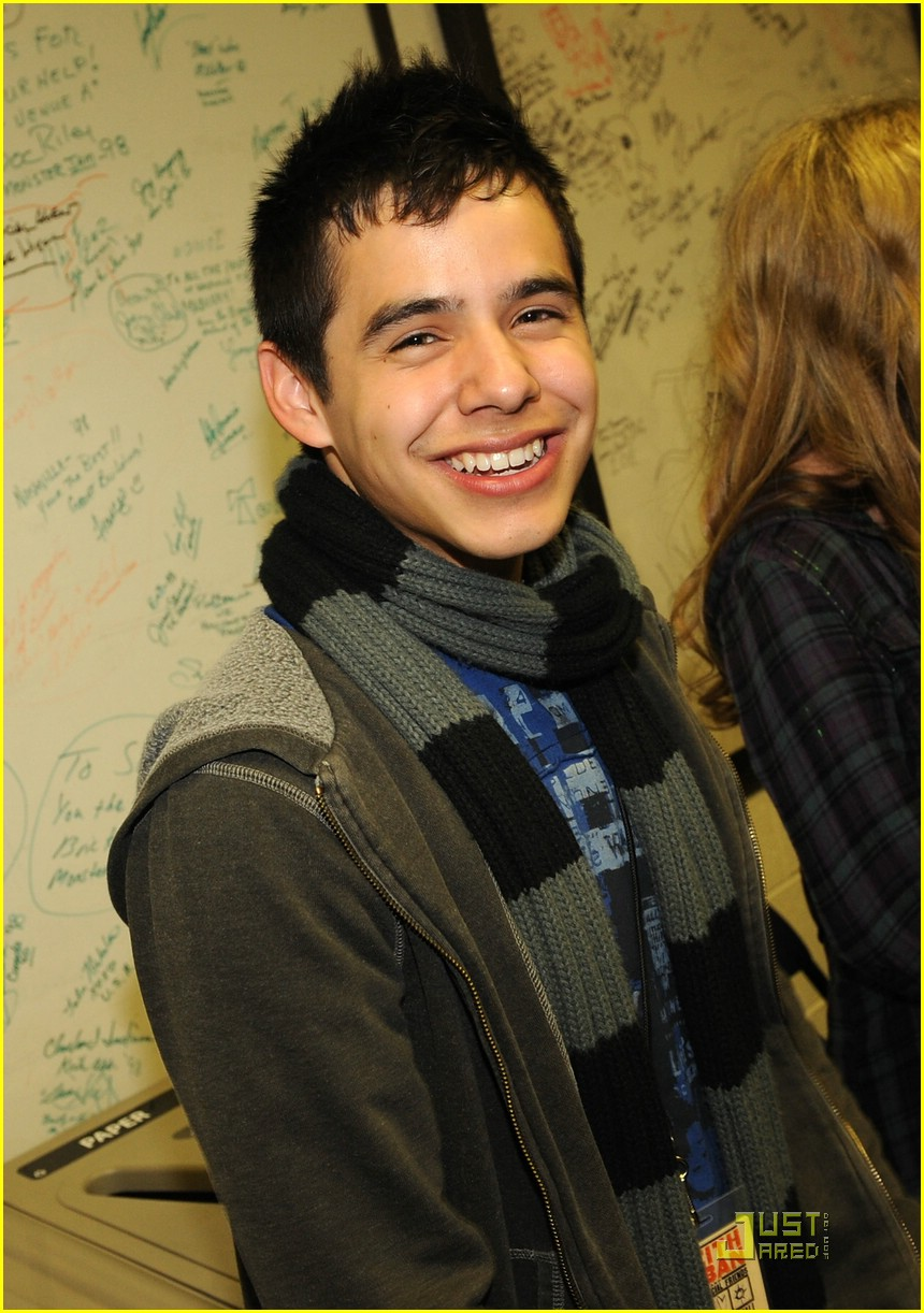 david archuleta all for hall 04