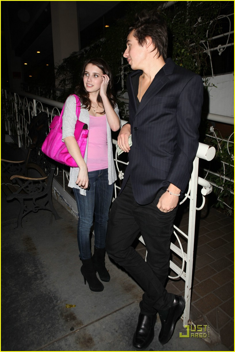 emma roberts darren madeo mates 13