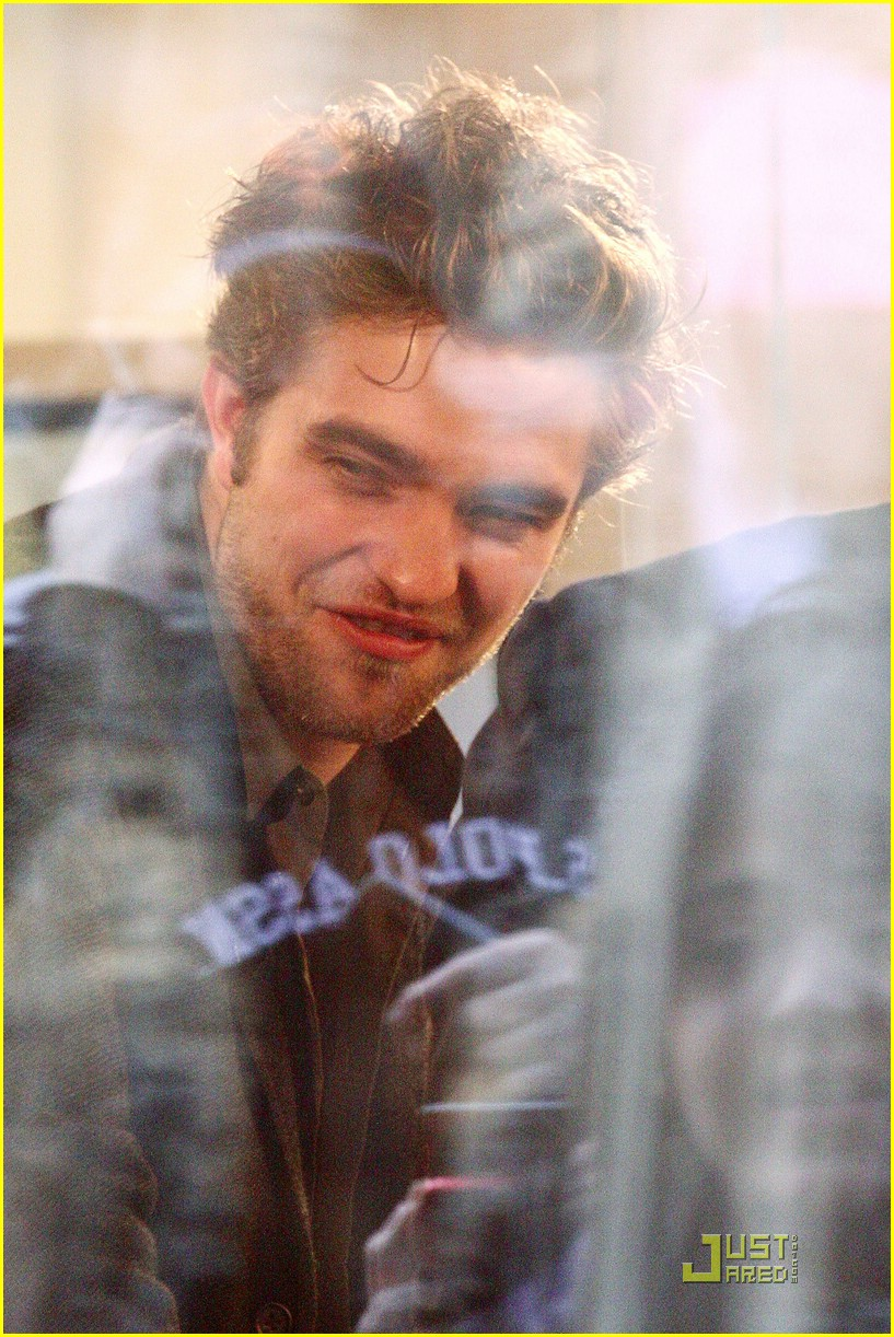 robert pattinson today show 18
