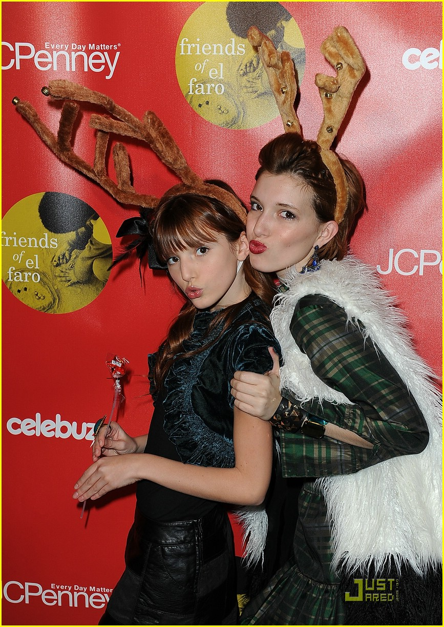 bella thorne joy giving 07