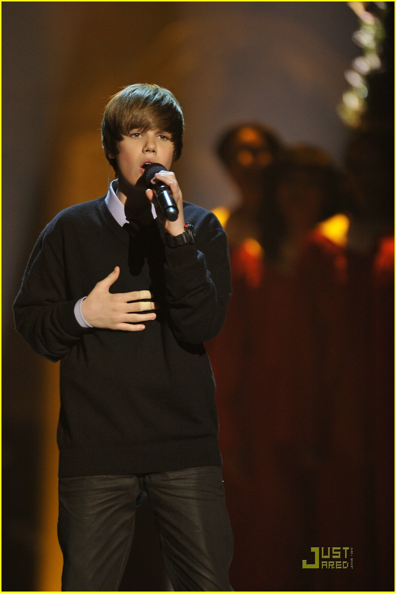 justin bieber christmas washington 11
