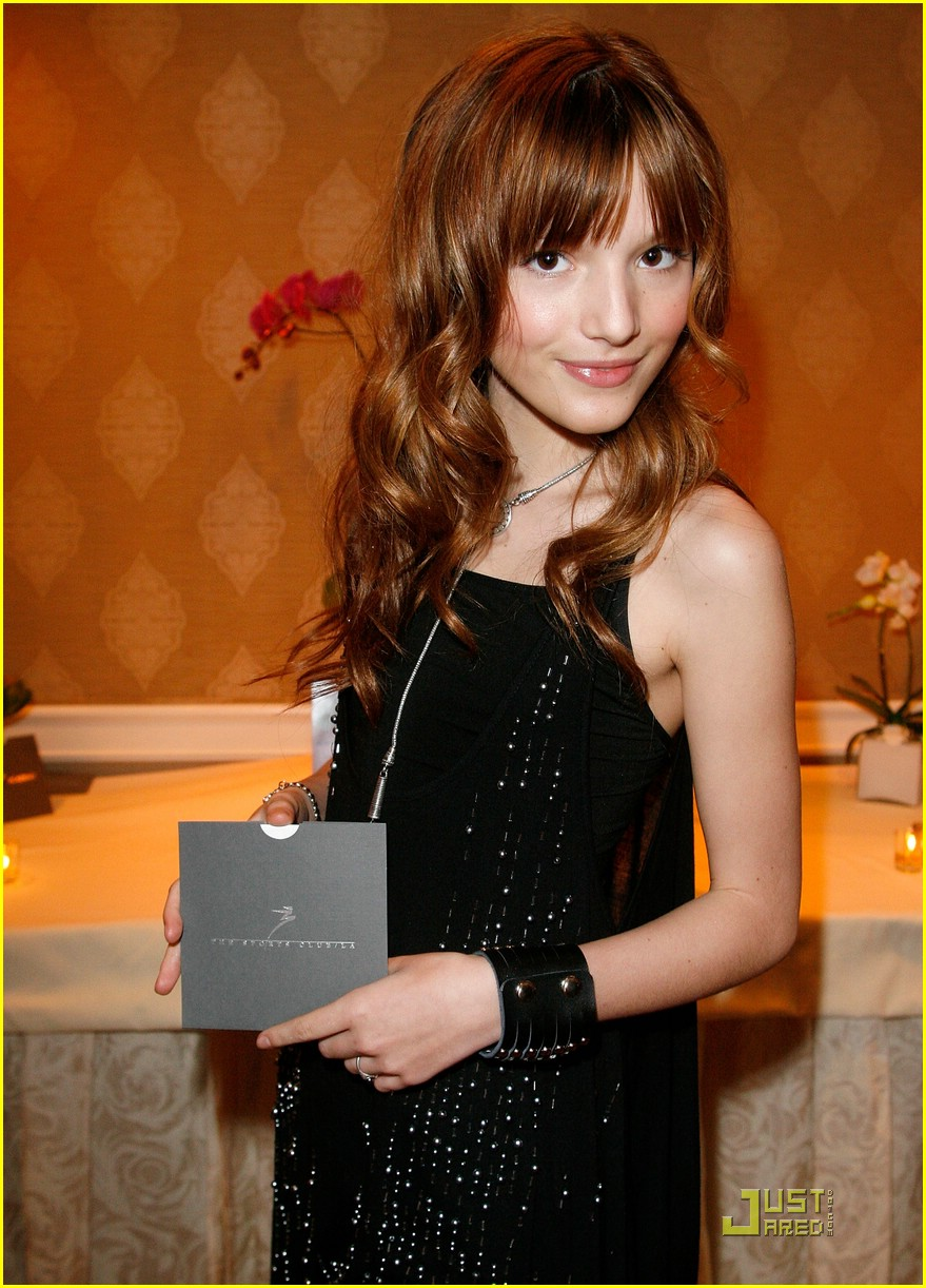 bella thorne hbo lounge 08