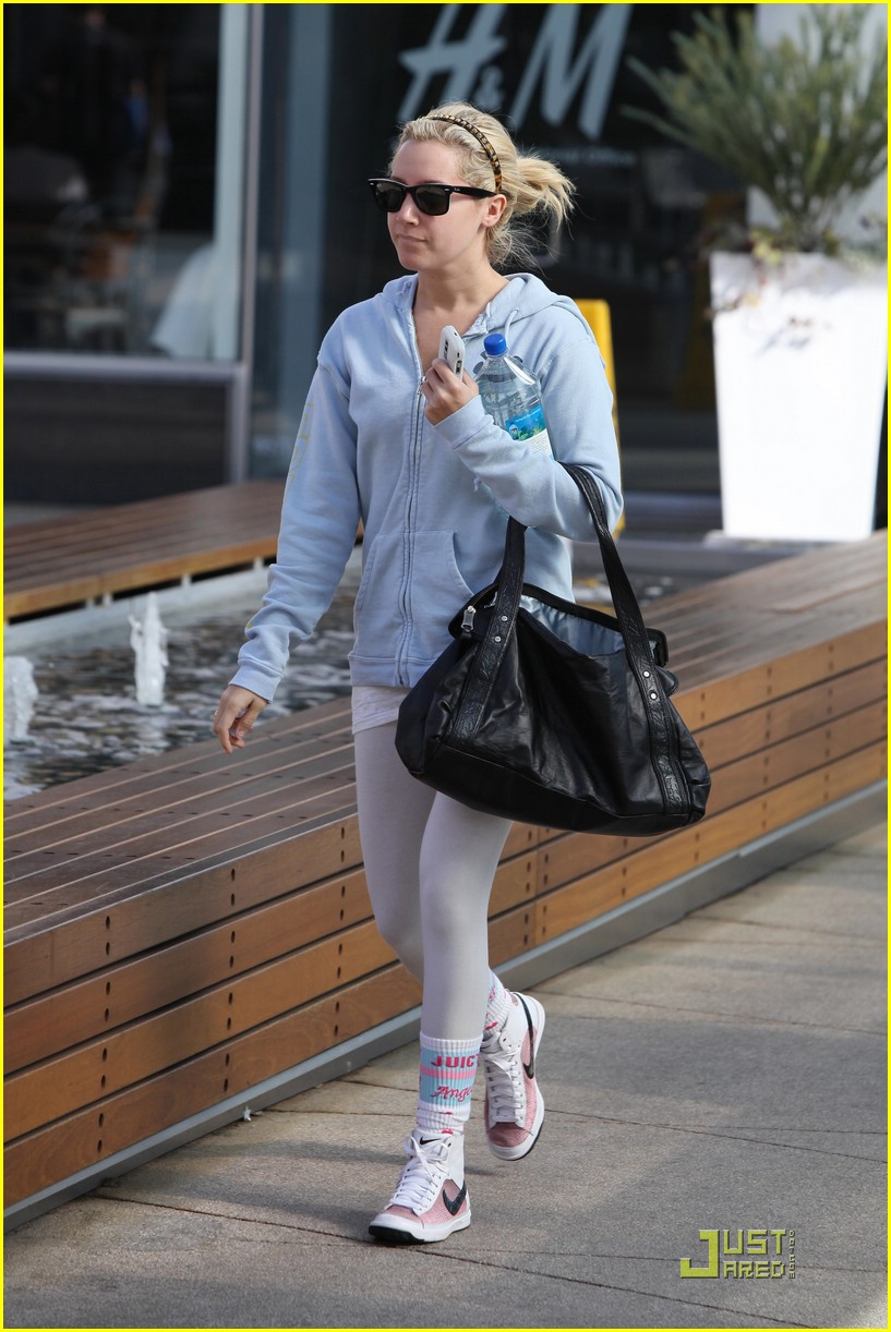 ashley tisdale free city fit 13