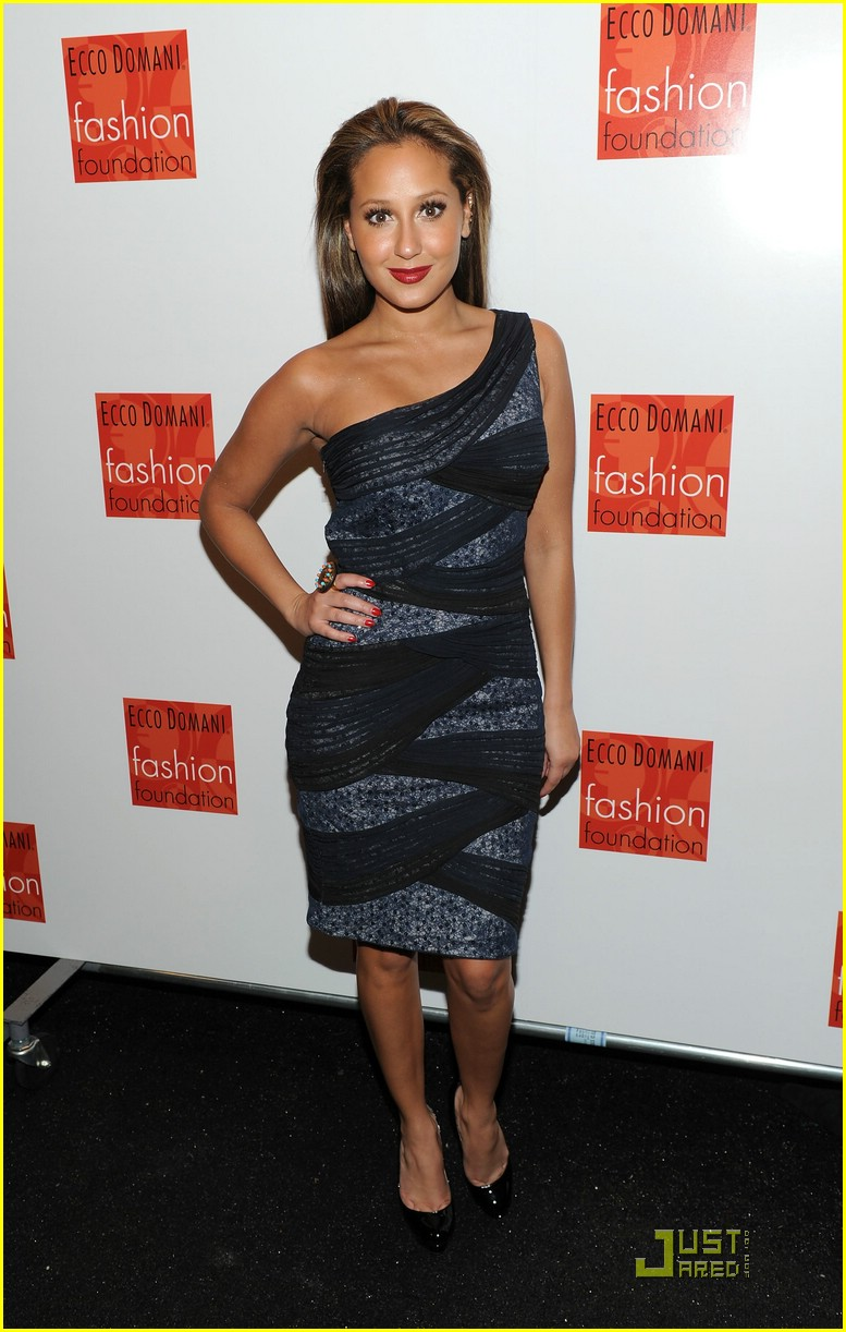adrienne bailon fashion week 13