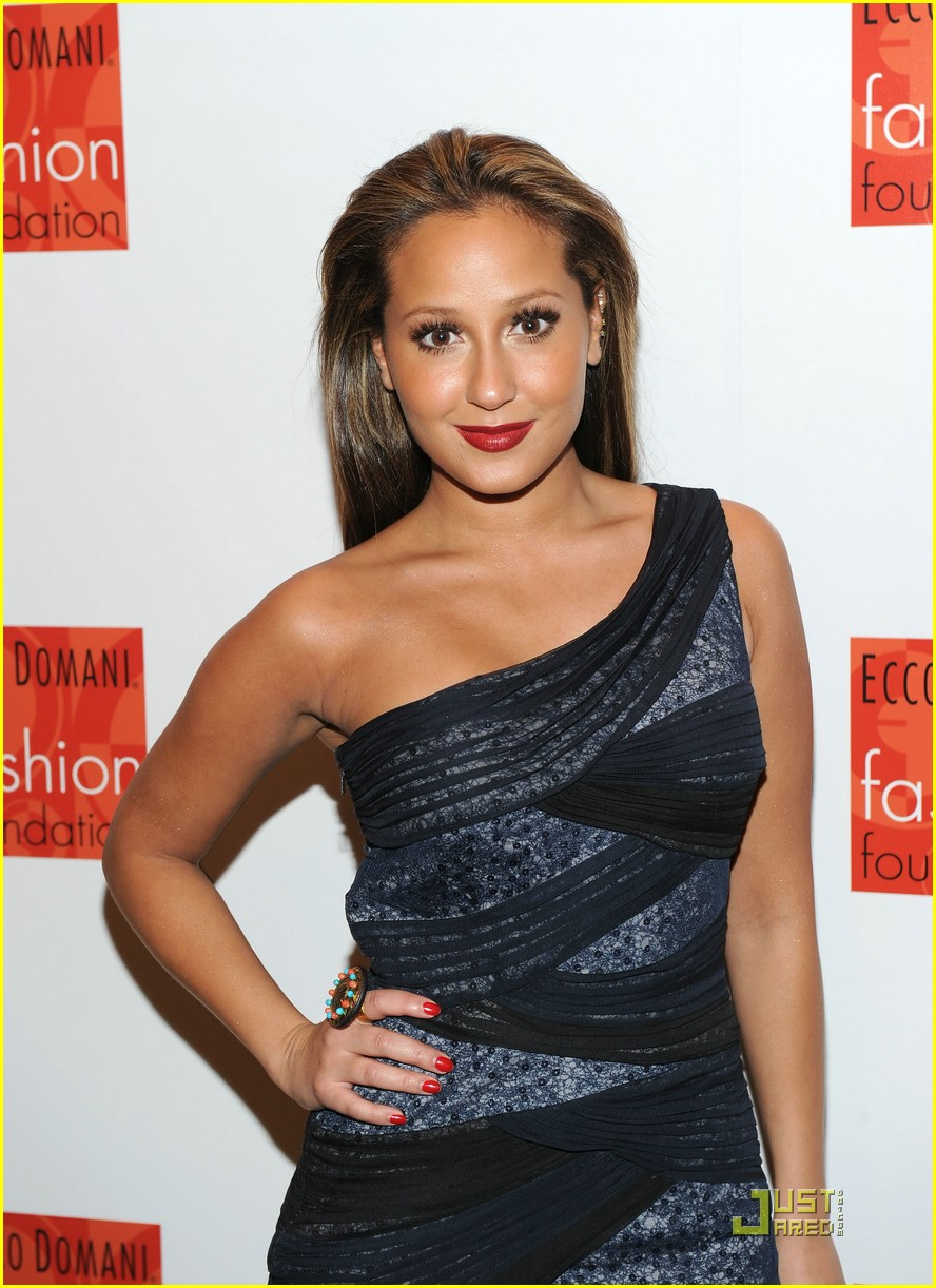 adrienne bailon fashion week 16