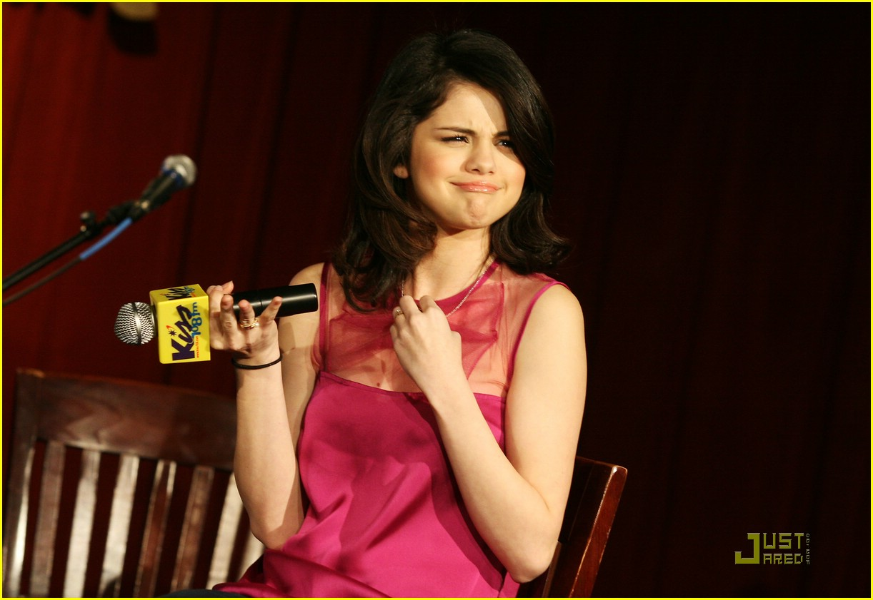 selena gomez if can dream cast 10