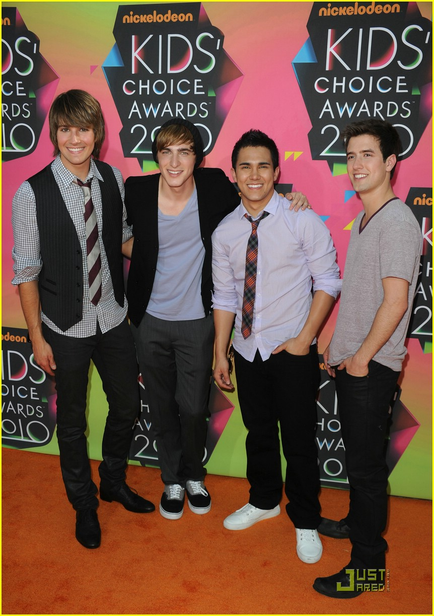 big time rush kca awards 12