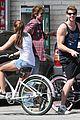 Liammiley-biking miley cyrus liam hemsworth biking 04