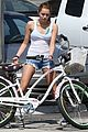Liammiley-biking miley cyrus liam hemsworth biking 27
