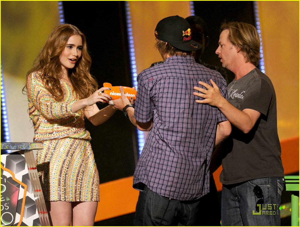 lily collins ryan sheckler kcas 12