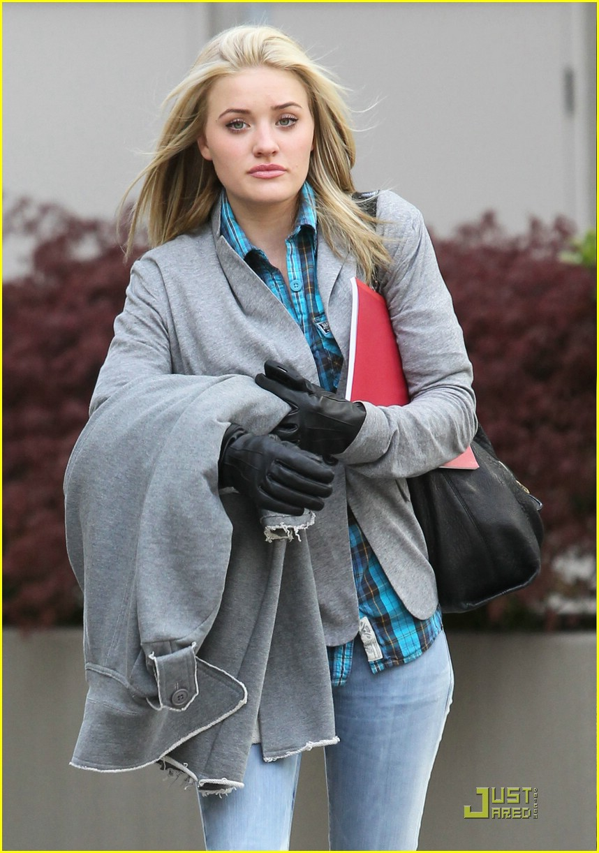 aj michalka blue plaid 02