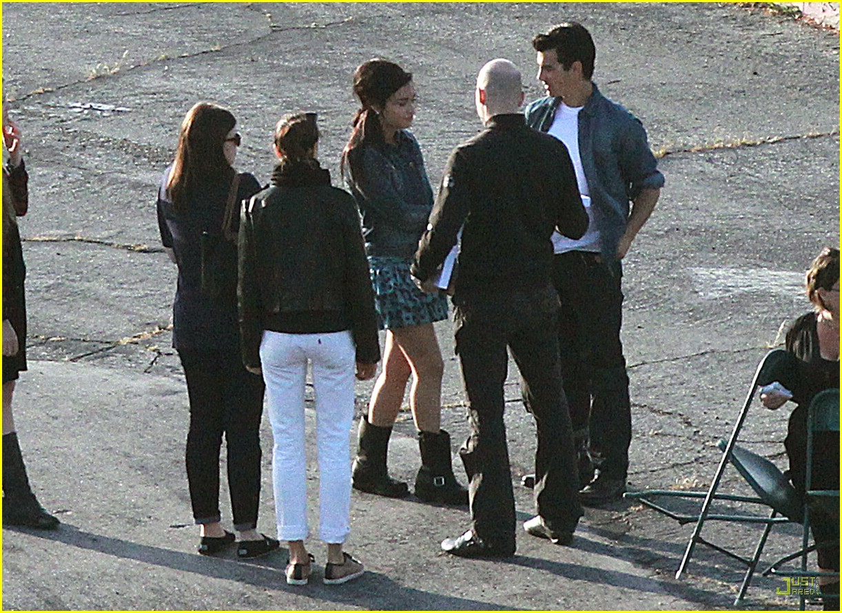 joe jonas demi lovato shoot sweet 12