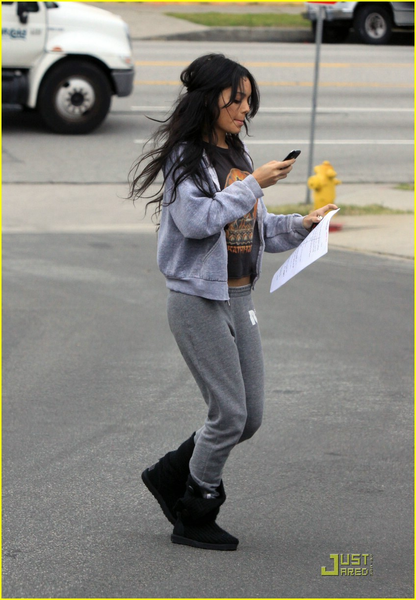 vanessa hudgens studio stepping 18